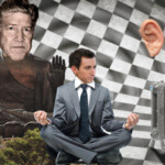 On the Road to Enlightenment With Andrew Ross Sorkin, David Lynch, and Dr. Oz